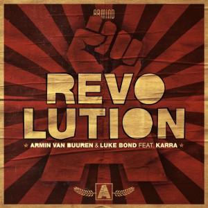 دانلود آهنگ Armin van Buuren x Luke Bond - Revolution