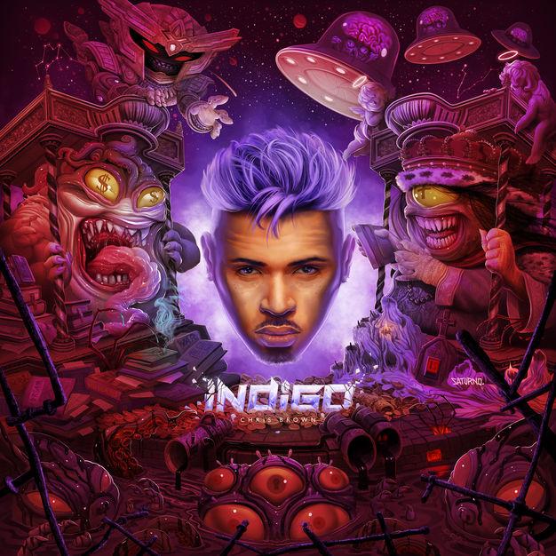 دانلود آلبوم Chris Brown – Indigo