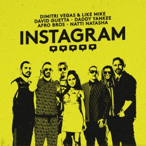 دانلود آهنگ جدید از Dimitri Vegas & Like Mike x David Guetta با نام Instagram